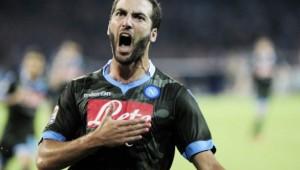 Gonzalo Higuain | Napoli-Atalanta 2-0