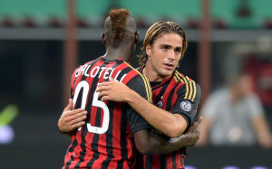 Matri e Balotelli