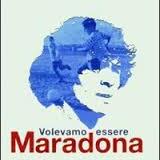 Volevamo essere Maradona di Rosario Cuomo