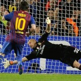 Il più grande record di Messi