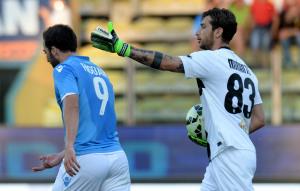 Parma-Napoli 2-2 Calcio Campionato di Seie A 2014/2015