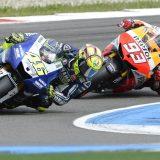 Rossi-Marquez e il primitivo nello sport