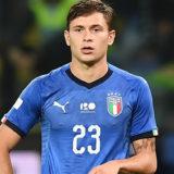 Come gioca Barella con l'Italia?